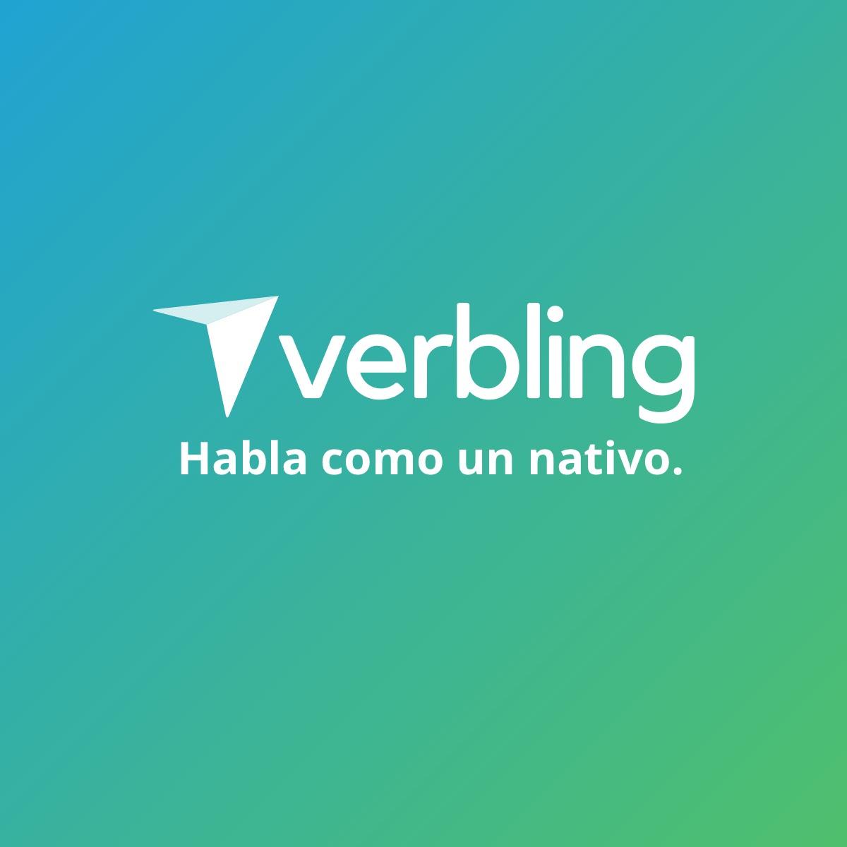 Mapa del sitio de Verbling | Verbling